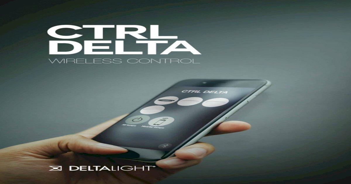 Delta Light Download De Casambi App In De App